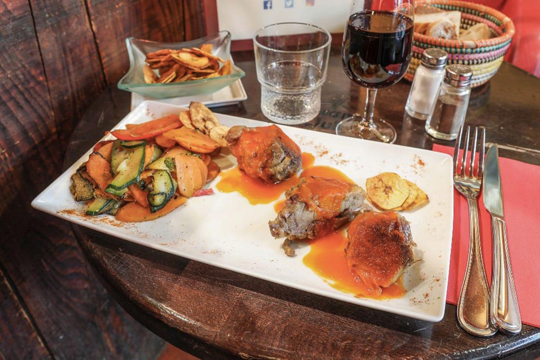 Cubana Café Restaurant Latino Paris Plat Resto Montparnasse