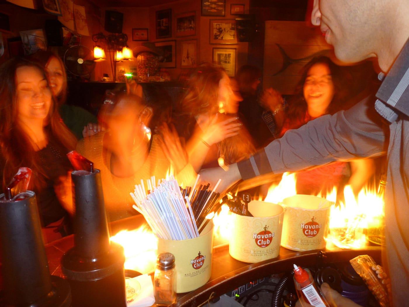 Cubana Café bar cubain Paris soirée salsa