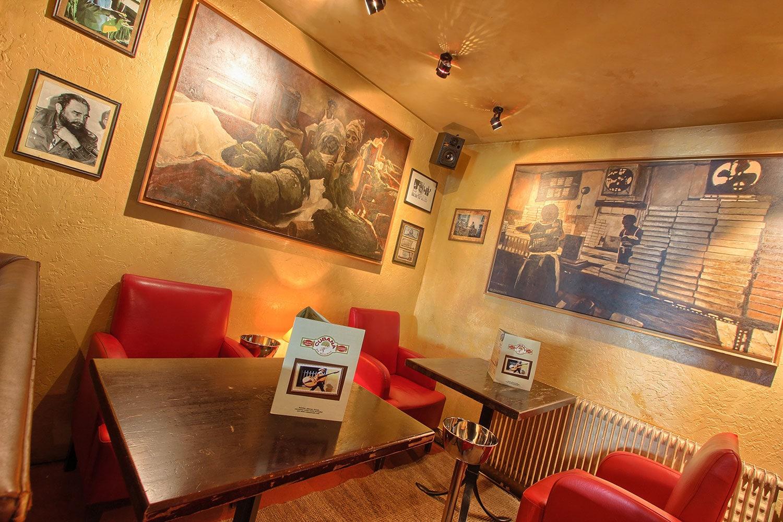 Cubana Café Restaurant Cosy Latino Paris