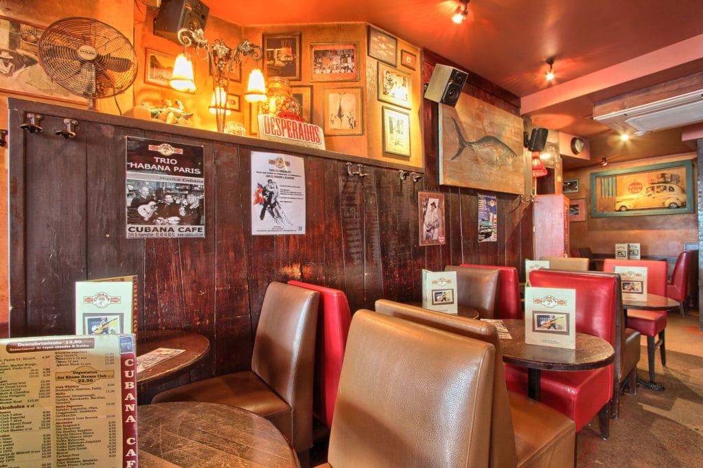 Cubana Café - restaurant cubain Paris