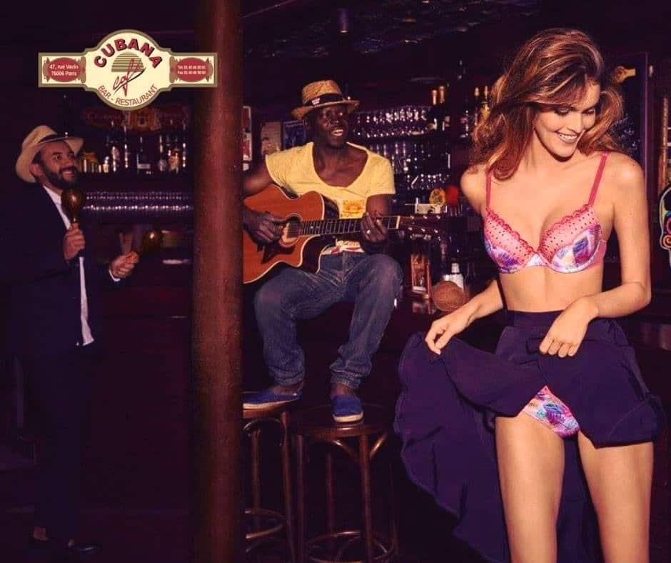 Cubana Café Paris-Musique Cubaine