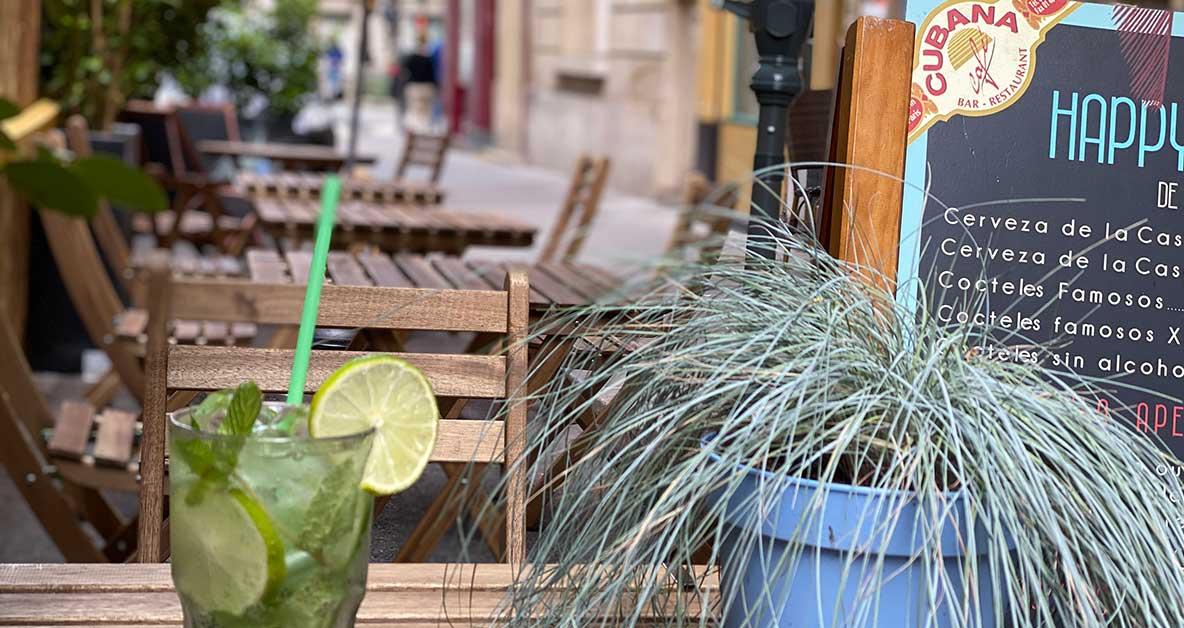 Cubana Café - 16 juin ouverture du Cubana Café et sa terrasse éphémère