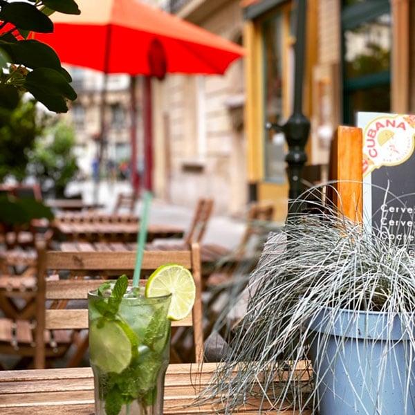Cubana Café Restaurant Bar Fumoir Paris