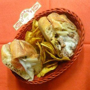 Cubana Café Vente à emporter - Sandwich Cubano