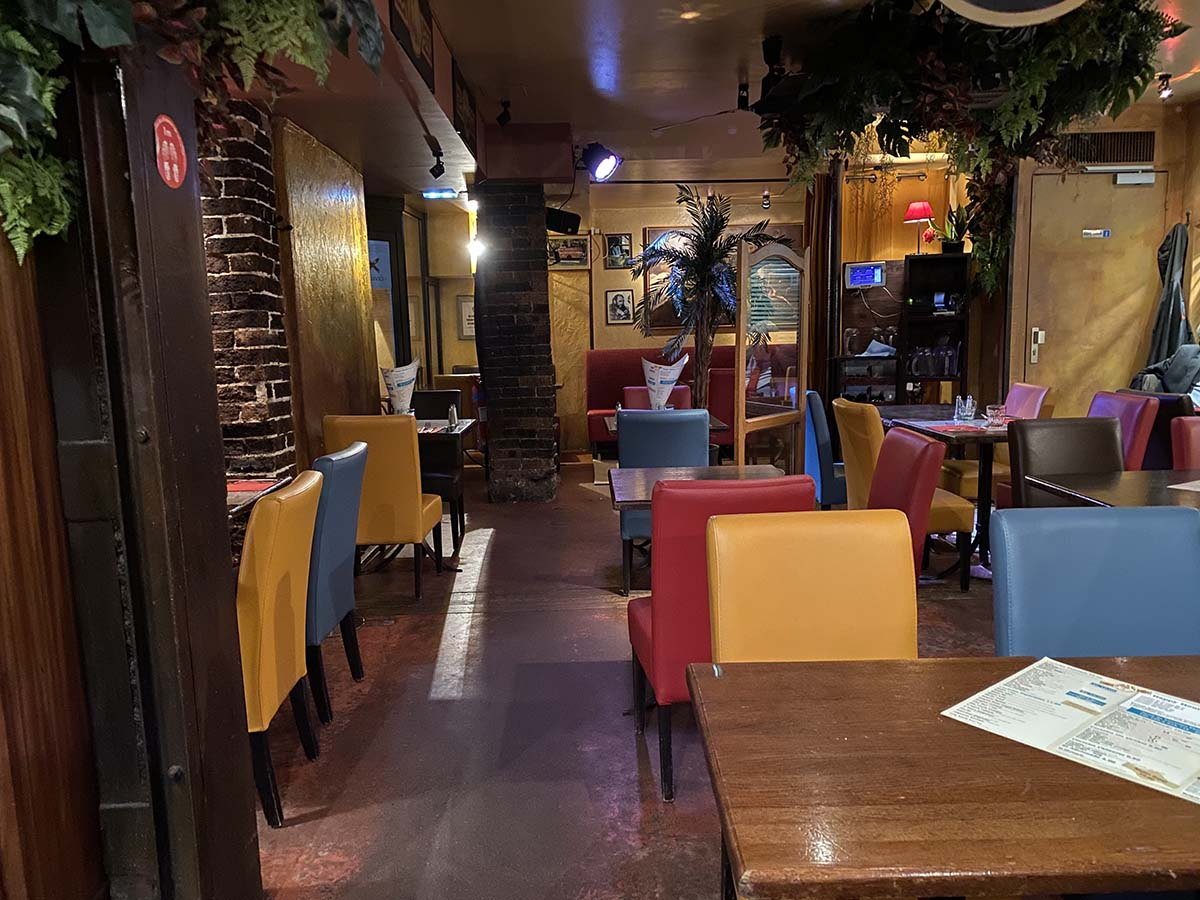 Cubana Café - Protocole sanitaire du restaurant Covid-19 5 octobre 2020